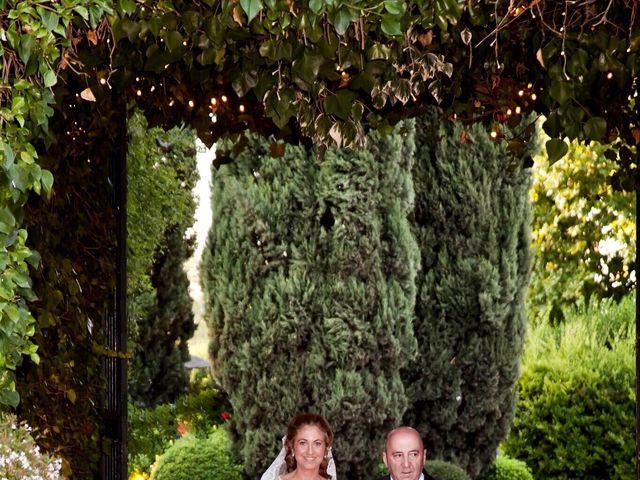 La boda de Julian y Pepi  en El Negralejo, Madrid 8