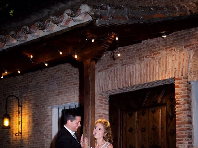 La boda de Julian y Pepi  en El Negralejo, Madrid 9