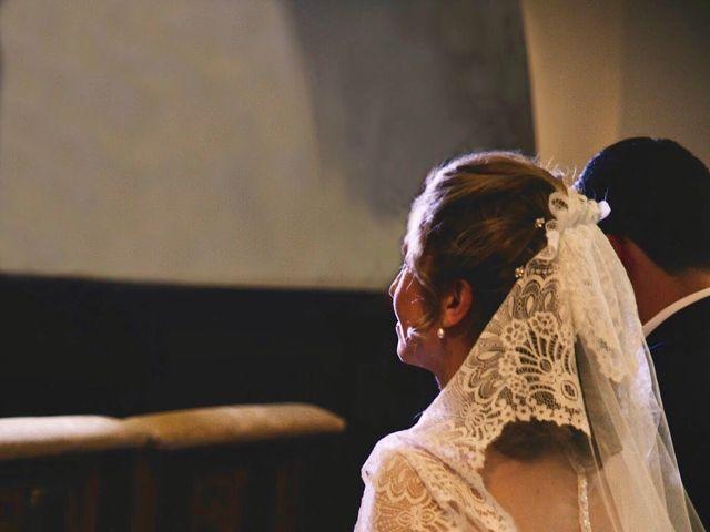 La boda de Julian y Pepi  en El Negralejo, Madrid 11