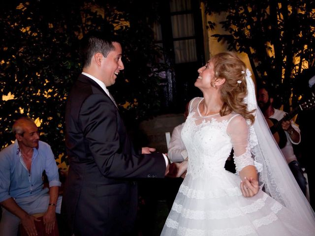 La boda de Julian y Pepi  en El Negralejo, Madrid 2
