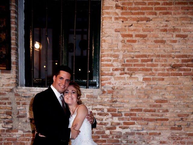 La boda de Julian y Pepi  en El Negralejo, Madrid 18
