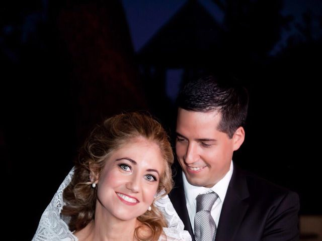La boda de Julian y Pepi  en El Negralejo, Madrid 22