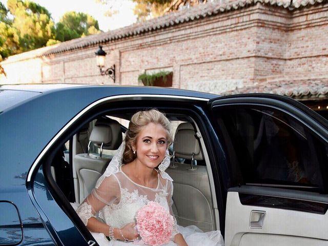 La boda de Julian y Pepi  en El Negralejo, Madrid 25