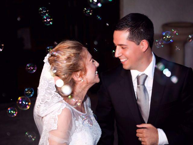 La boda de Julian y Pepi  en El Negralejo, Madrid 28
