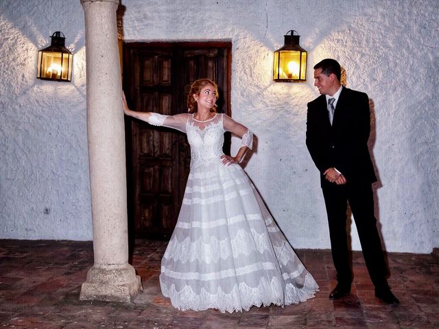 La boda de Julian y Pepi  en El Negralejo, Madrid 31