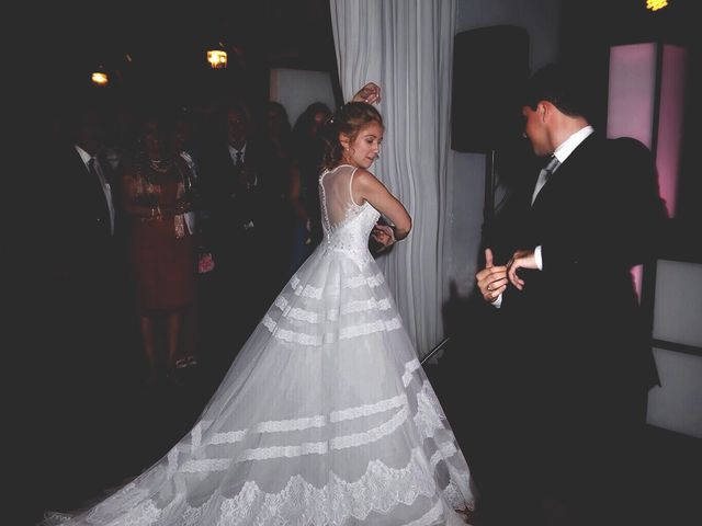 La boda de Julian y Pepi  en El Negralejo, Madrid 34