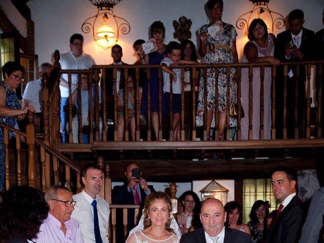 La boda de Julian y Pepi  en El Negralejo, Madrid 38