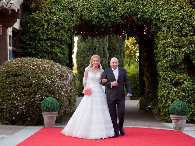 La boda de Julian y Pepi  en El Negralejo, Madrid 39
