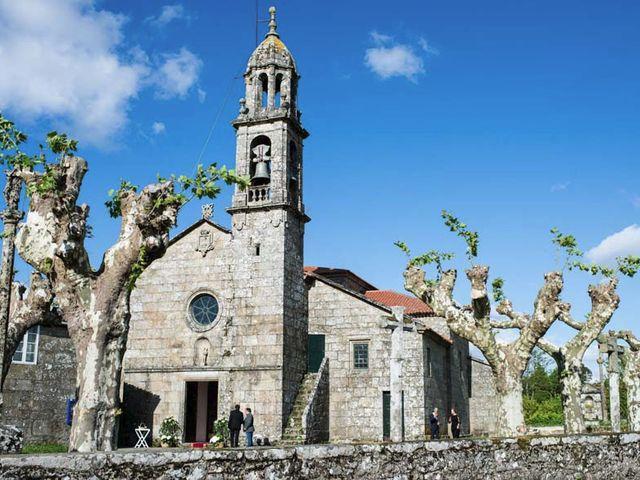 La boda de Jacobo y Susana en Santiago De Compostela, A Coruña 8