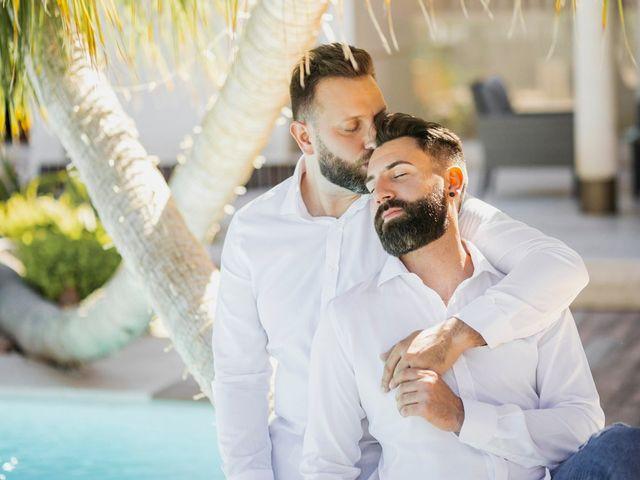 La boda de Aarón y Paco en Elx/elche, Alicante 2