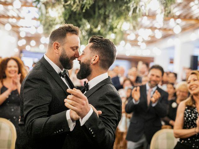 La boda de Aarón y Paco en Elx/elche, Alicante 10