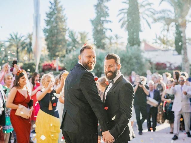 La boda de Aarón y Paco en Elx/elche, Alicante 17