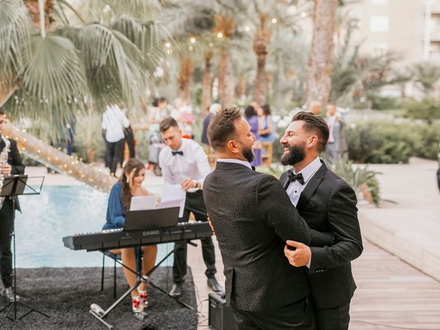 La boda de Aarón y Paco en Elx/elche, Alicante 18