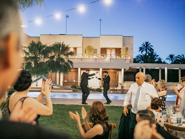 La boda de Aarón y Paco en Elx/elche, Alicante 20