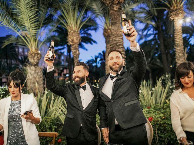 La boda de Aarón y Paco en Elx/elche, Alicante 22