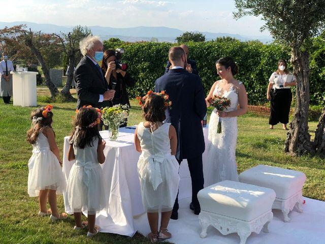 La boda de Nuria y Roberto en Alalpardo, Madrid 2
