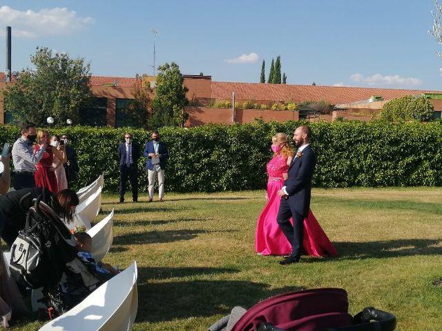 La boda de Nuria y Roberto en Alalpardo, Madrid 1