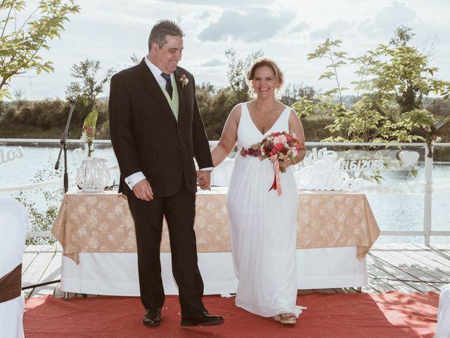 La boda de Oscar y Gemma en Arganda Del Rey, Madrid 12