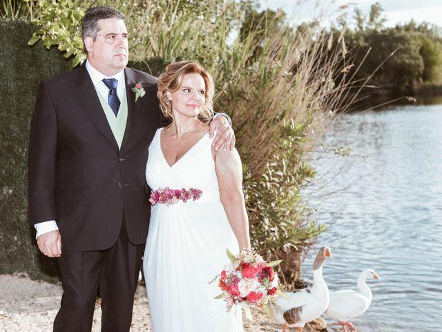 La boda de Oscar y Gemma en Arganda Del Rey, Madrid 20