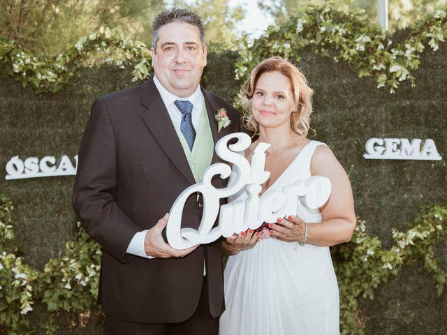 La boda de Oscar y Gemma en Arganda Del Rey, Madrid 25