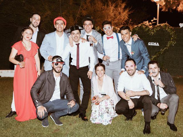 La boda de Oscar y Gemma en Arganda Del Rey, Madrid 35