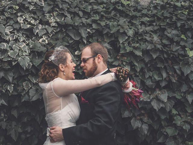 La boda de Sandra y Shawn