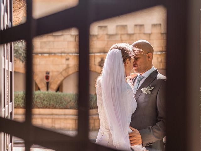 La boda de Marina y Alfredo