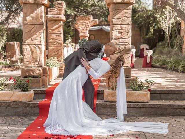 La boda de Alfredo y Marina en Madrid, Madrid 2