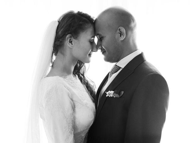 La boda de Alfredo y Marina en Madrid, Madrid 20