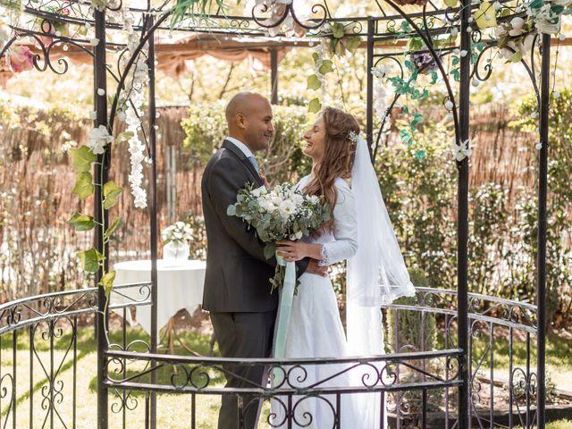 La boda de Alfredo y Marina en Madrid, Madrid 6