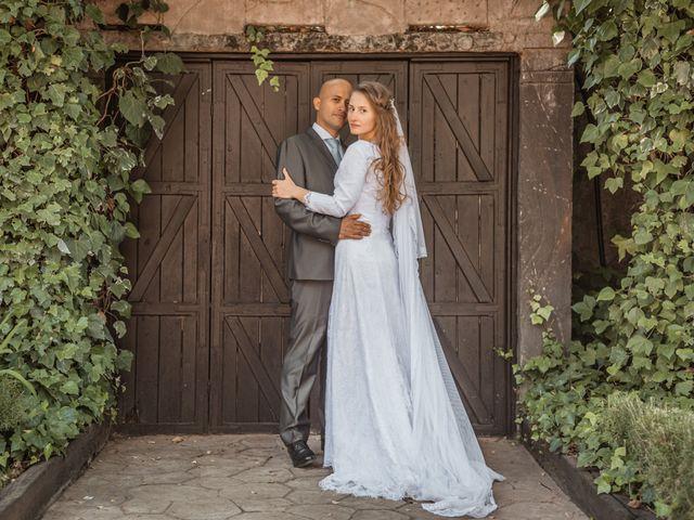 La boda de Alfredo y Marina en Madrid, Madrid 10