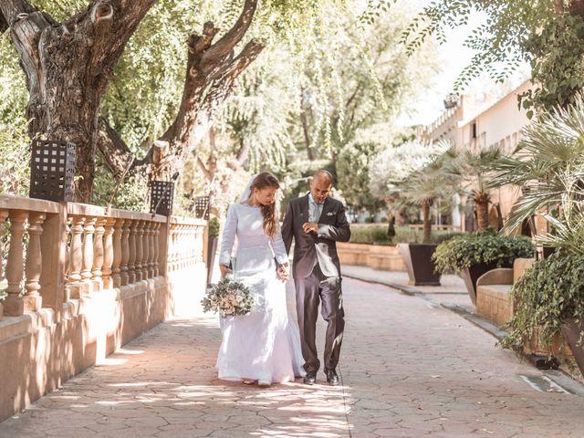 La boda de Alfredo y Marina en Madrid, Madrid 26