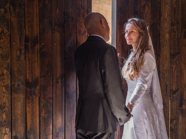 La boda de Alfredo y Marina en Madrid, Madrid 28