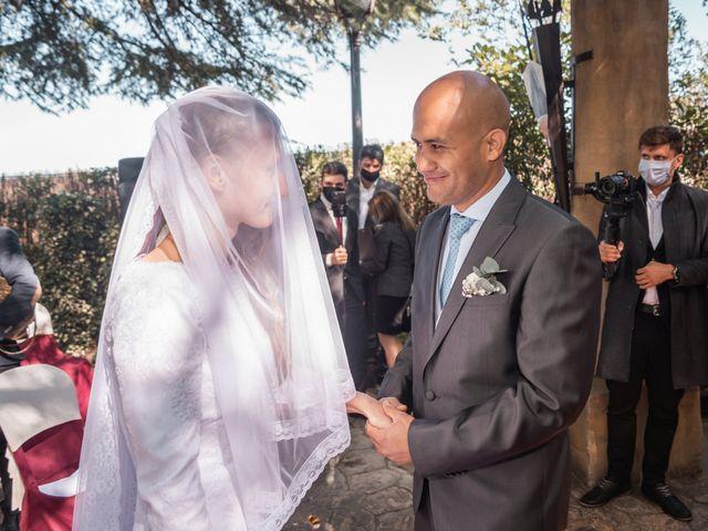 La boda de Alfredo y Marina en Madrid, Madrid 31