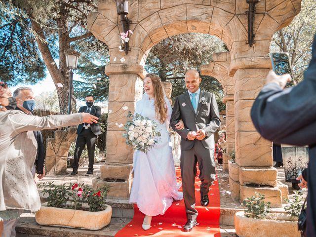 La boda de Alfredo y Marina en Madrid, Madrid 33