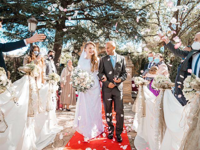 La boda de Alfredo y Marina en Madrid, Madrid 34