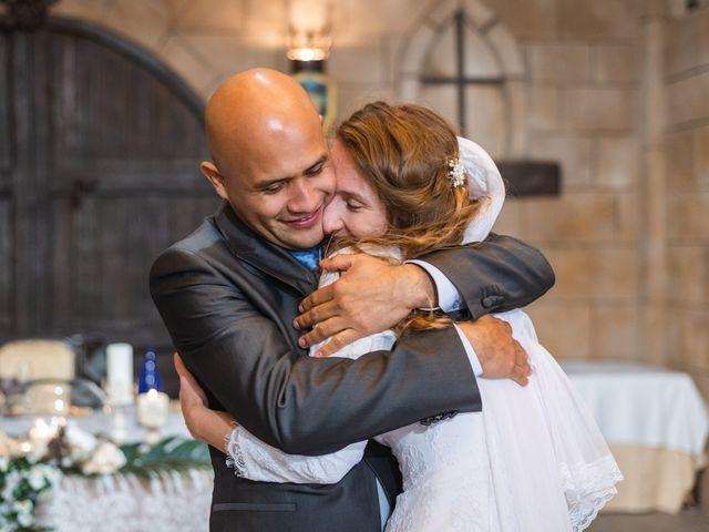 La boda de Alfredo y Marina en Madrid, Madrid 38