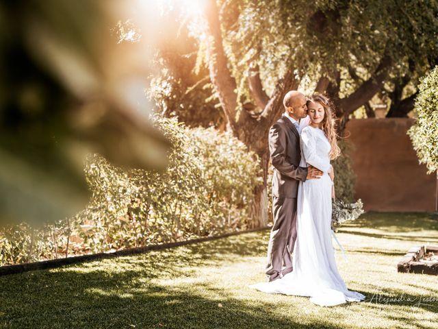 La boda de Alfredo y Marina en Madrid, Madrid 3
