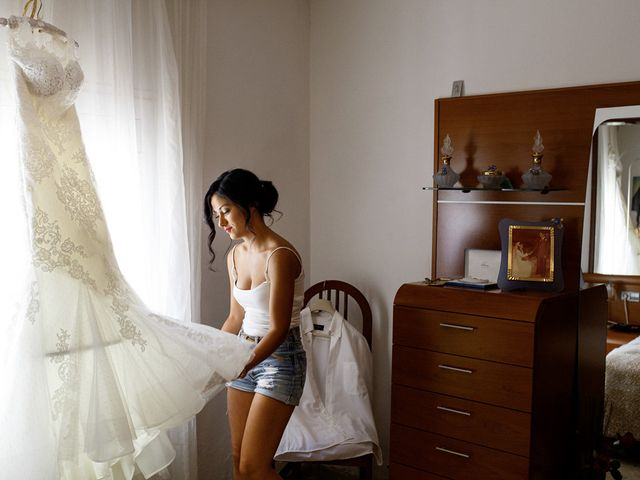 La boda de Joel y Maria Jose en Sant Cugat Sesgarrigues, Barcelona 3