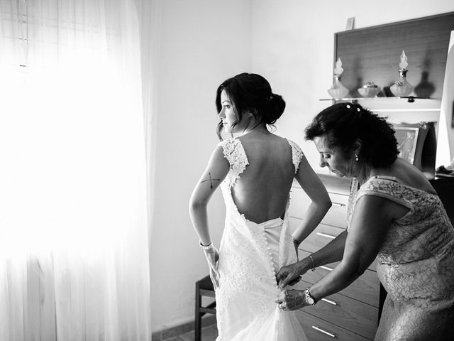 La boda de Joel y Maria Jose en Sant Cugat Sesgarrigues, Barcelona 11