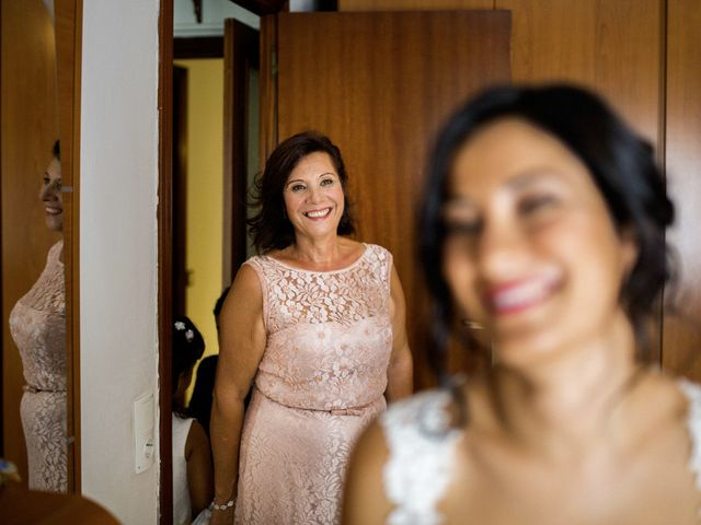 La boda de Joel y Maria Jose en Sant Cugat Sesgarrigues, Barcelona 13
