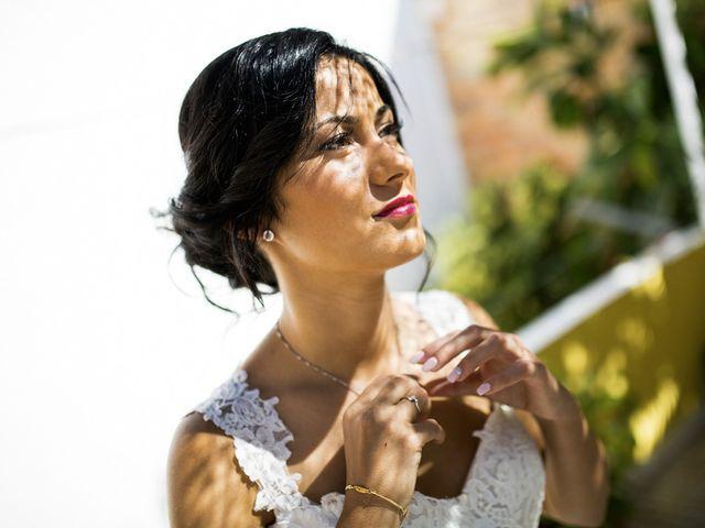 La boda de Joel y Maria Jose en Sant Cugat Sesgarrigues, Barcelona 18