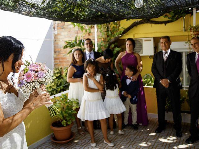 La boda de Joel y Maria Jose en Sant Cugat Sesgarrigues, Barcelona 20