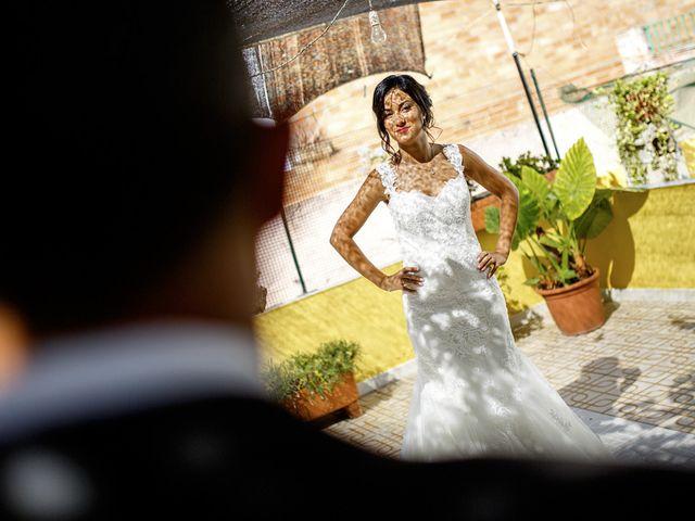 La boda de Joel y Maria Jose en Sant Cugat Sesgarrigues, Barcelona 21