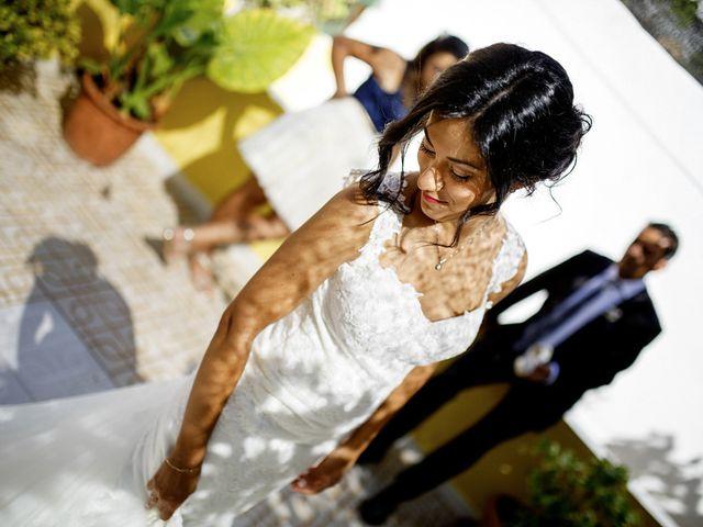 La boda de Joel y Maria Jose en Sant Cugat Sesgarrigues, Barcelona 22
