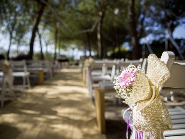 La boda de Joel y Maria Jose en Sant Cugat Sesgarrigues, Barcelona 29