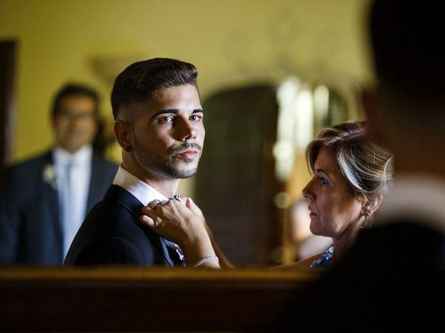 La boda de Joel y Maria Jose en Sant Cugat Sesgarrigues, Barcelona 51