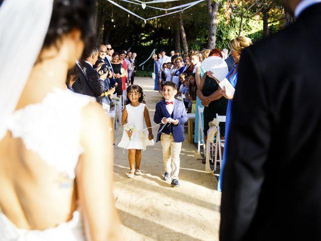 La boda de Joel y Maria Jose en Sant Cugat Sesgarrigues, Barcelona 60