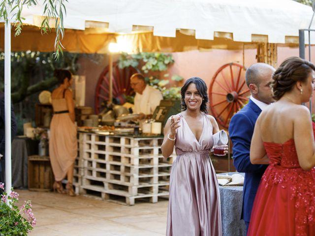La boda de Joel y Maria Jose en Sant Cugat Sesgarrigues, Barcelona 71