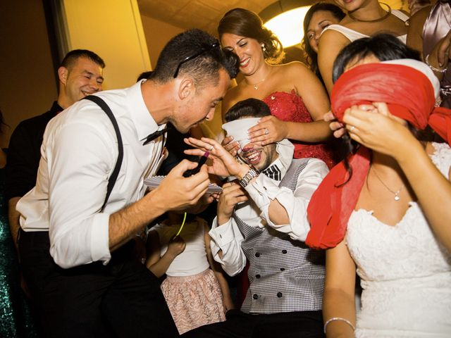 La boda de Joel y Maria Jose en Sant Cugat Sesgarrigues, Barcelona 78